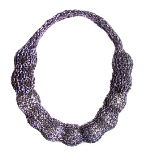 Tsugumi silk necklace1