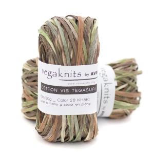 Cotton Tegasuri Khaki