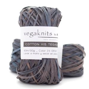 Cotton Tegasuri GRAY